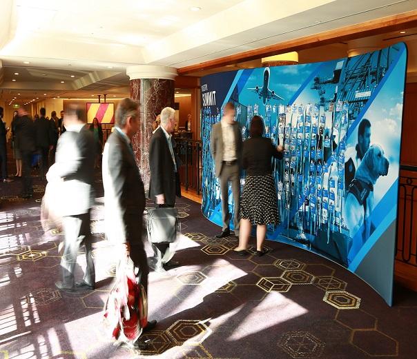 Campaign Wall Exhibition Display Sydney