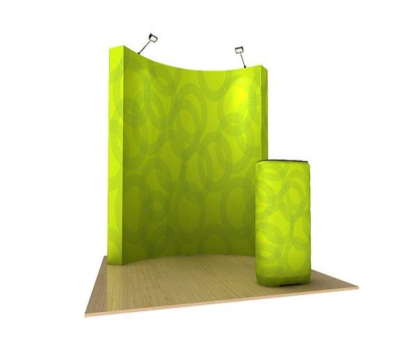 fabric tension display