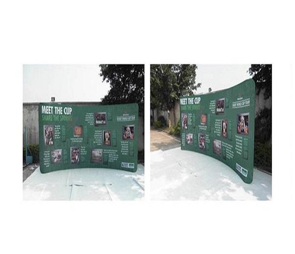 Sydney WaveWall Exhibition Display