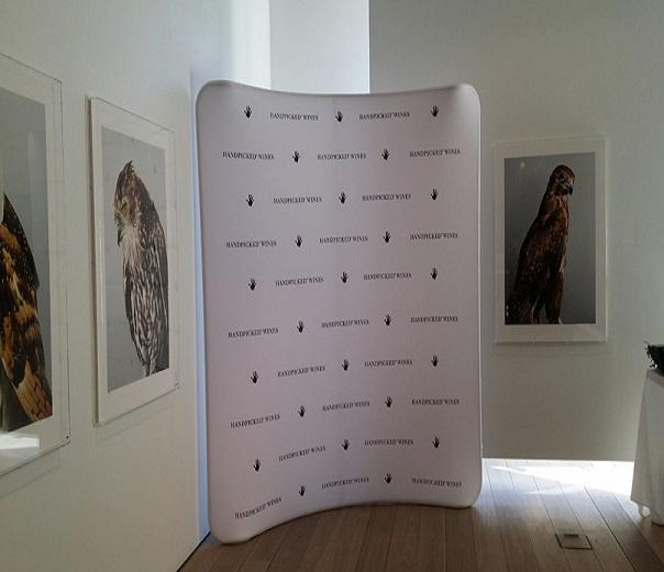 WaveWall Exhibition Display in Sydney